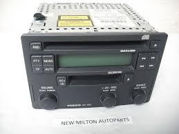 nissan almera cd player a genuine volvo v40 s40 facelift radio tape cd player hu 605 with code