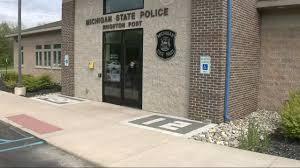 Halloween Usa Brighton Mi by Watch Live Michigan State Police Discuss Deadly Crash In