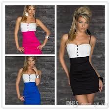 casual dresses for womens elegant split joint dress stretch