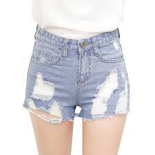 summer korean style jeans shorts women u0027s fashion slim