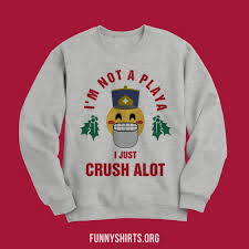 ugliest and funniest christmas sweaters funnyshirts org blog