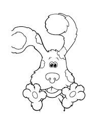 blues clues coloring pages to print corpedo com