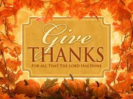 give thanks for all that the lord has done pictures photos and
