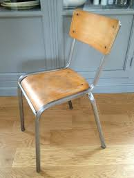 chaise d colier chaise d écolier ées 60 la factory de julie