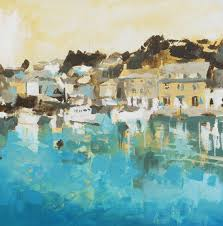 how to paint a cornish harbour in acrylics u2013 video tutorial