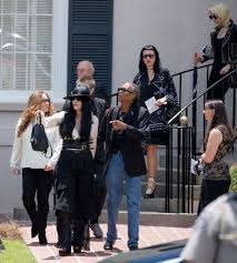 Sofa King Tired by Gregg Allman Funeral Gathering Ex Wife Cher Jimmy Carter Among
