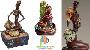 water fountain showpieces a simple definition for home decoration