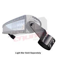 roll bar mount led light polaris cl on roll cage led 40 light bar rack mount rzr xp1000