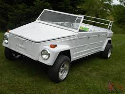 1974 volkswagen thing volkswagon vw thing 6 door limo 1 of two safari project rare rat
