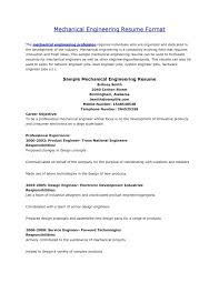 Best Engineering Resumes by Engineer Resume Format