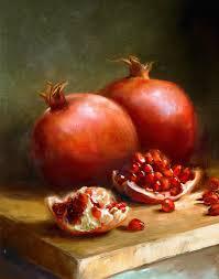 red paintings fine art america