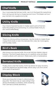 knives for kitchen use pacific67 kitchen knife collection by pacific67 kickstarter