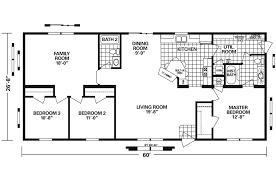 mobile home floor plans triple wide tremblay 4 beds 2 baths sqft