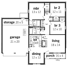 one level house plans divine bedroom modern or other one level