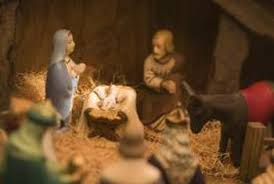 how to decorate a christmas nativity scene at home home guides