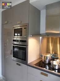 cuisine gris laque beau cuisine gris laqué avec cuisine gris laque cheap grise