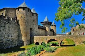 carcassonne carcassonne castle tour