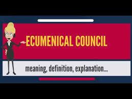 Ecumenical Councils Of The Catholic Church Definition What Is Ecumenical Council What Does Ecumenical Council
