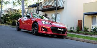 red subaru brz subaru brz sports pack special edition on sale from 36 694