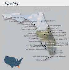 Florida wildlife images Nwrs refuge locator map florida jpg