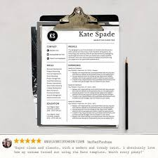 My Resume Template Resume Cv Template Professional Resume Design For Word Mac