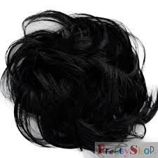 Bun Extension Hair Piece by Hair Extensions Curly Or Messy Drawstring Updo Full Bun Add Body