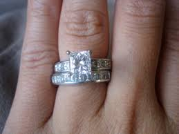eternity ring finger does an eternity ring to be on your left purseforum