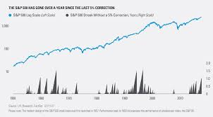 the stock market may not be able to defy gravity for much longer