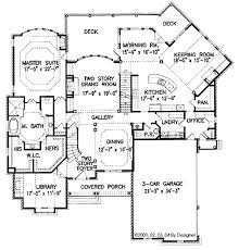 home plans homepw12703 4 478 square feet 5 bedroom 4 bathroom