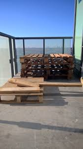 Wood Pallet Patio Furniture by Blow Torched Wood Pallet Patio Furniture Set Diy Album On Imgur