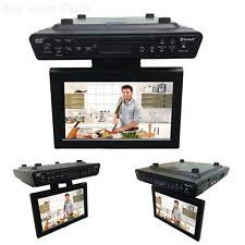 Under Cabinet Kitchen Tv Dvd Combo Lcd Tv With Dvd Player Ebay