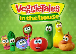 veggietales in the house on netflix frosted fingers baking