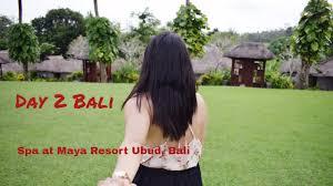 bali day 2 vlog 8 maya resort u0026 spa ubud youtube