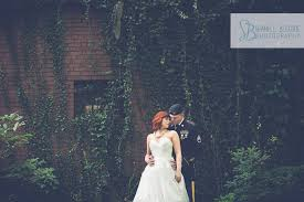 1 year wedding anniversary photo session in army uniform bledsoe