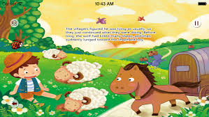 village town references the boy who cried wolf sound books the boy who cried wolf apps 148apps