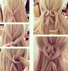 step by step twist hairstyles simple and easy heart twist hairstyle tutorial step by step