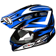 suomy motocross helmet alpha bike blue helmet helmets cross country suomy dainese