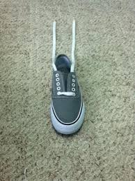 shoelace pattern for vans how to how to bar lace your vans snapguide