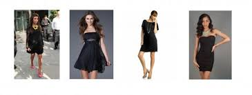 the black dress what jewelry to wear with a black dress onehowto
