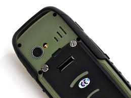 Rugged Design Fortis Rugged Design Dual Sim Mobile Phone Green Quad Band