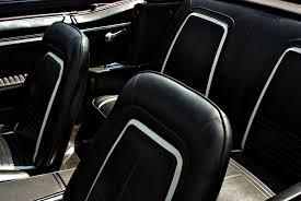 Custom Car Interior Upholstery Custom Black Auto Interior Upholstery Garage