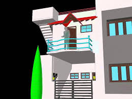 home design 3d textures 3d model front elevation 3 designed by sk wmv youtube