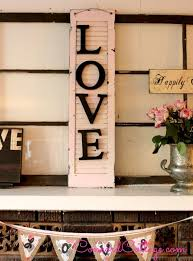 Shabby Chic Shutters by Turn An Old Shutter Into Shabby Chic Wall Decor Hometalk