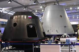 russia reveals its next generation spacecraft that is set to