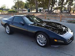 1994 chevy corvette sold 1994 chevrolet corvette coupe black black automatic for sale