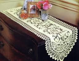 lace doilies table runners table toppers altmeyer u0027s bedbathhome