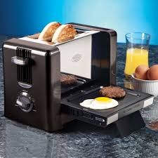 nostalgia breakfast toaster u0026 griddle combo what a great idea