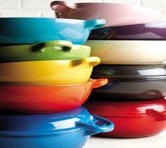 Creuset Pot Le Creuset 3 5qt Cast Iron Multi Function Pan With Grill Lid