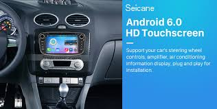 radio for ford focus 2 din android 6 0 2008 2009 2010 2011 ford focus radio upgrade