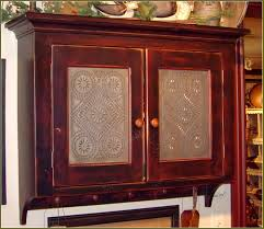tin cabinet door inserts pictures u2013 home furniture ideas
